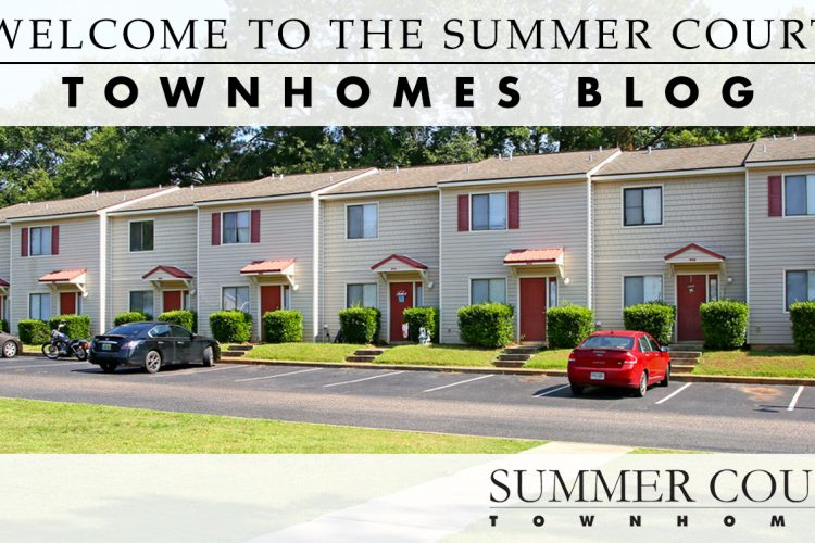 Welcome to the Summer Court Townhomes Blog