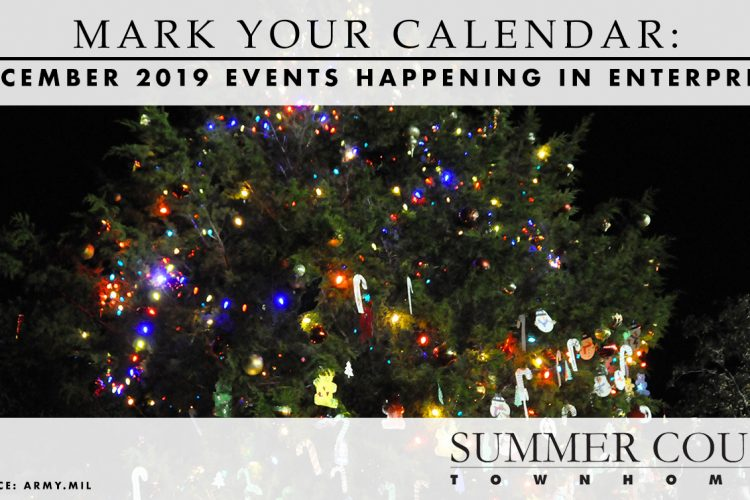 Mark Your Calendar: December 2019 Events Happening in Enterprise