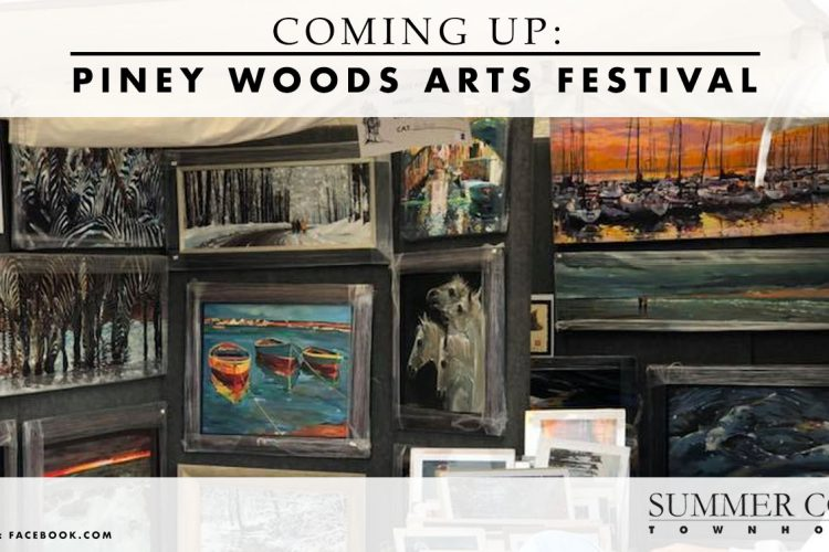 Coming Up: Piney Woods Arts Festival