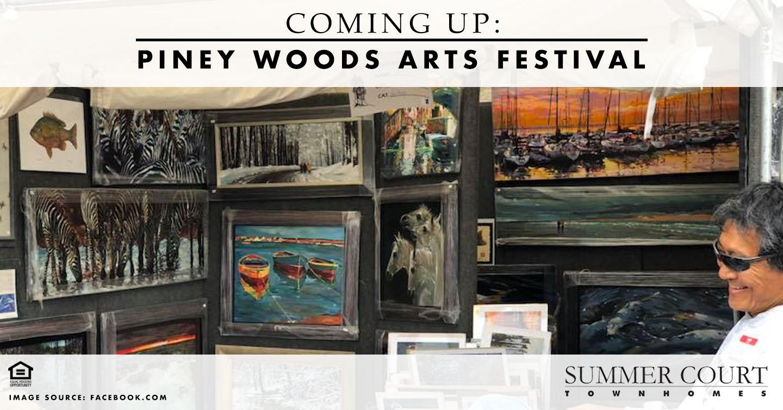 Piney Woods Arts Festival