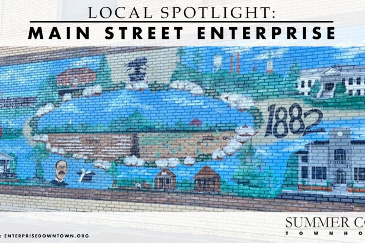Local Spotlight: Main Street Enterprise