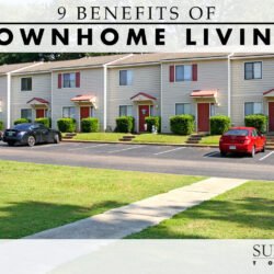 benefits of townhome living
