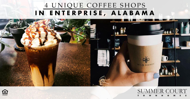 Coffee Shops in Enterprise