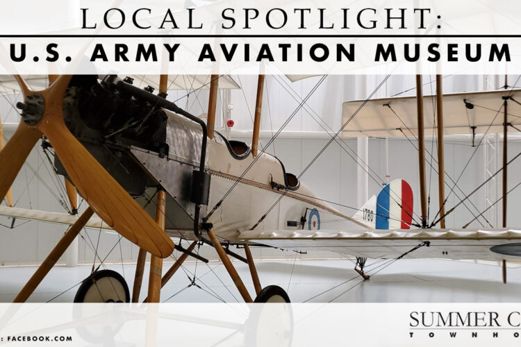 Local Spotlight: U.S. Army Aviation Museum