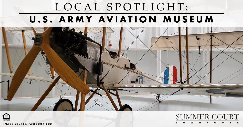 U.S. Army Aviation Museum