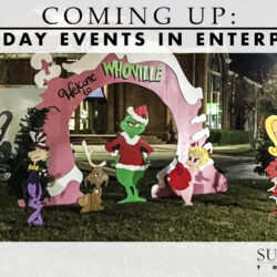 Holiday Events in Enterprise