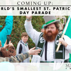 World's Smallest St. Patrick's Day Parade