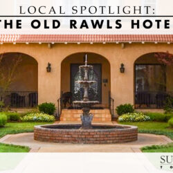 the Old Rawls Hotel